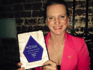 WINNER Buyers Choice Academy Achievement Award 2014
