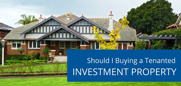 tenanted investment properties